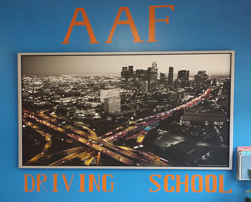 AAF Traffic School Office